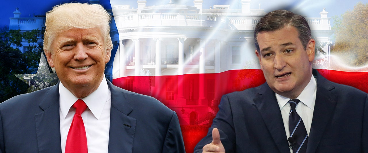 Trump surprises with new nicknames for onetime rival Ted Cruz ahead of Texas rally