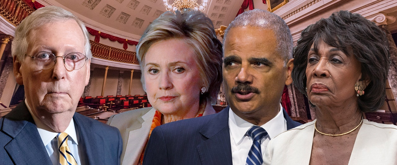Eric Holder rejects Michelle Obama's call for civility: 'When they go low, we kick 'em'