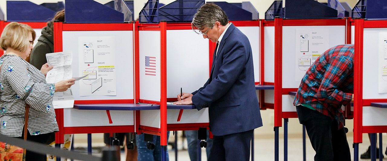 Early voting numbers point to huge turnout, possible trouble for GOP