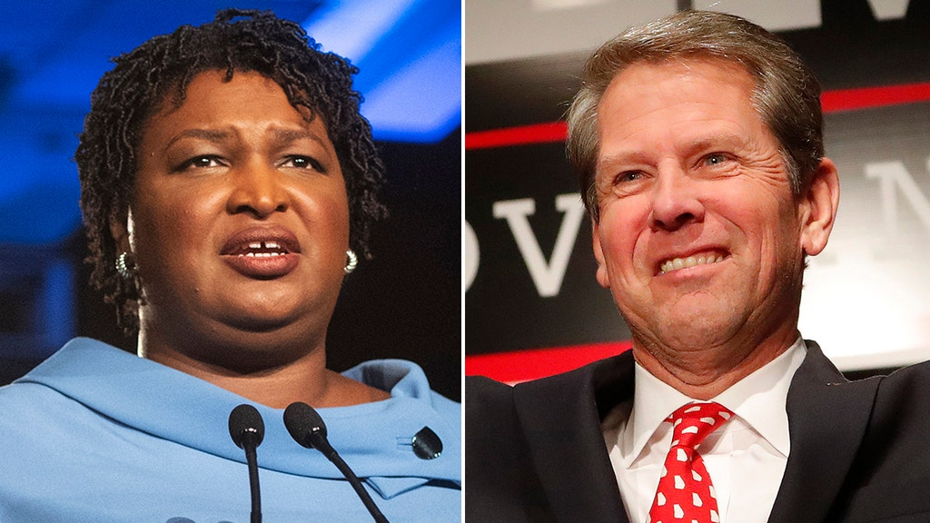 Stacey Abrams says she can't defeat Brian Kemp in Georgia governor race