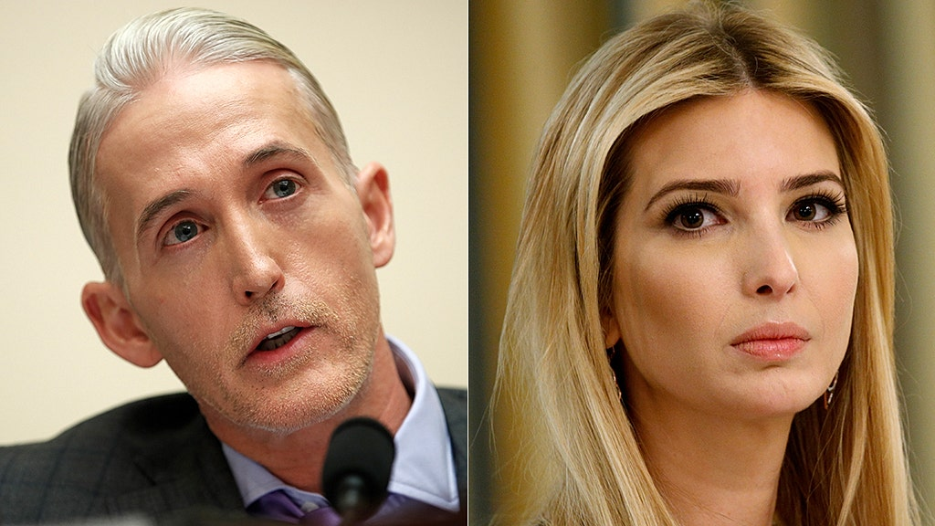 GOP lawmaker demands details on Ivanka's reported personal email use