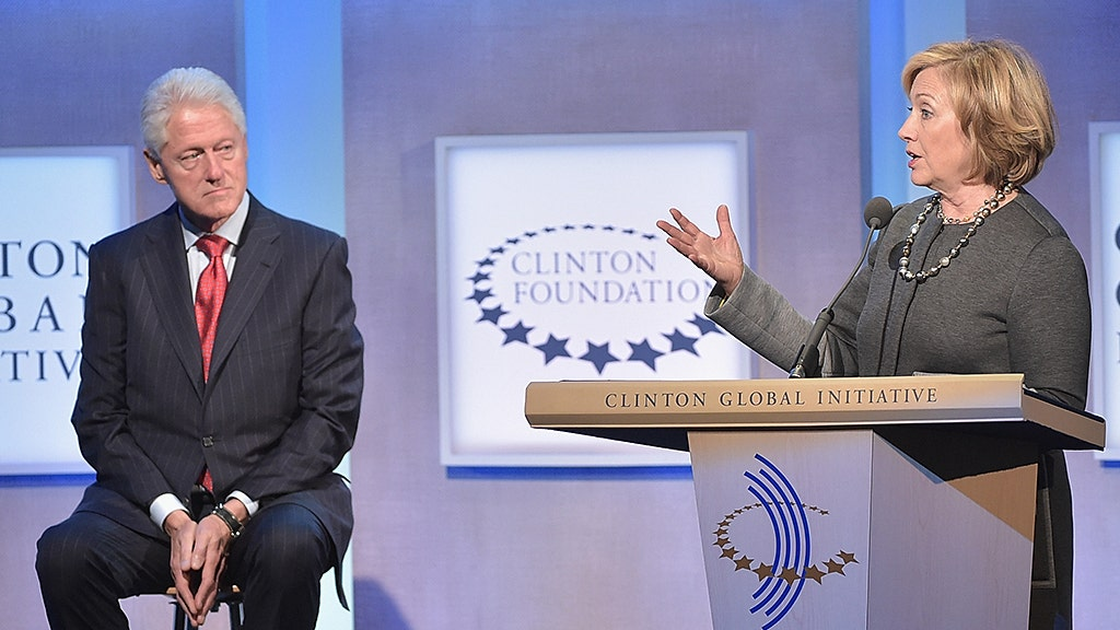 Clinton Foundation whistleblowers claim ex-president commingled funds