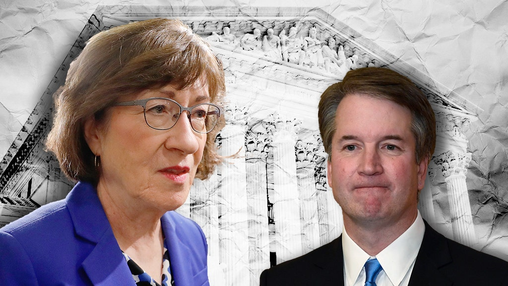 FOX NEWS EXCLUSIVE: Collins reveals vicious attacks after backing Kavanaugh