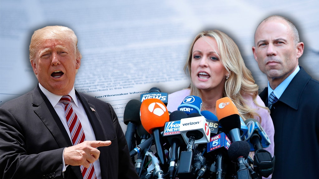 Stormy ordered to pay massive sum to Trump in defamation case, judge rules