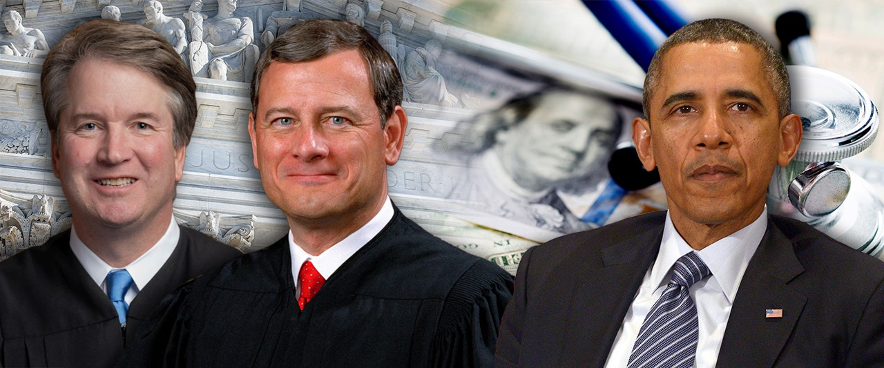 Judge's shock ruling could give newest SCOTUS justice chance to pull ObamaCare plug