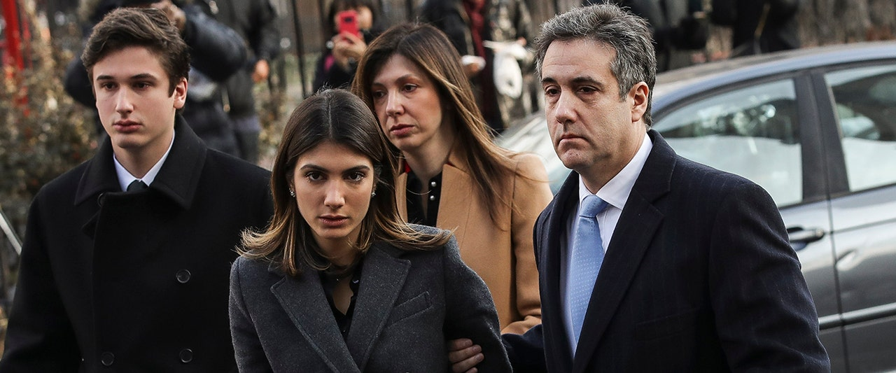 Disgraced ex-Trump lawyer blames 'blind loyalty' to boss as he gets 3 years in prison