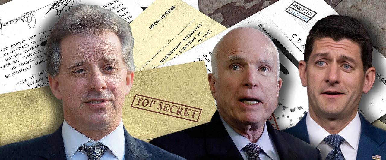 Bombshell court docs reveal GOP power players had early eyes, hands on Trump dossier