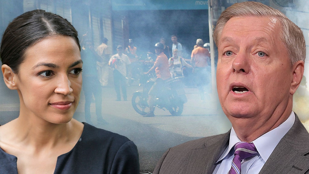 Graham: AOC is 'hell-bent' on making Americans live as 'Venezuelan socialists'