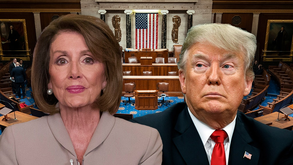 DOUG SCHOEN: Pelosi shouldn't block Trump from delivering State of the Union