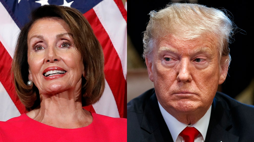 GREG GUTFELD: How Trump stole Pelosi's lunch money, and what's next