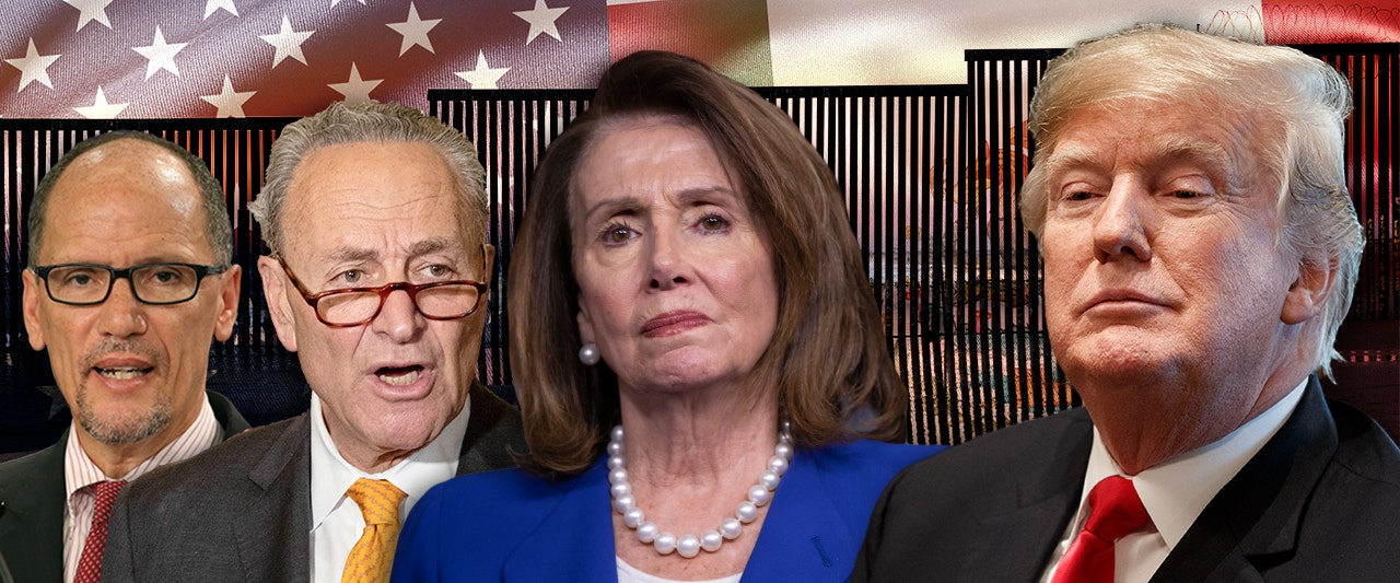 Dems were for Trump's DACA border proposal before they were against it