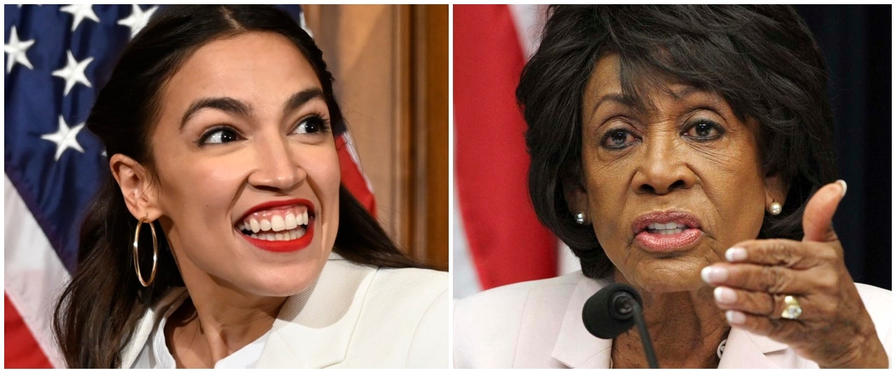 Ocasio-Cortez appointed to House panel overseeing financial sector under Rep. Maxine Waters