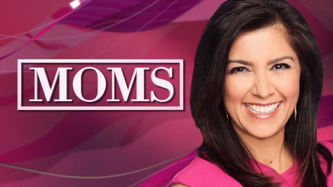 ON THURSDAY: Campos-Duffy with stay-at-home moms in her hometown
