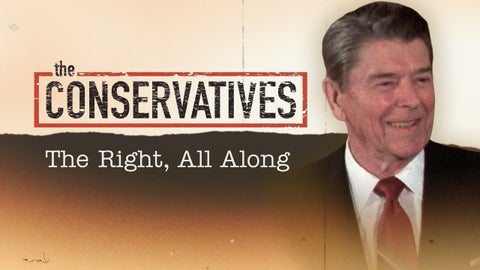 STREAMING THURSDAY: Personal stories behind conservatism's victories, defeats