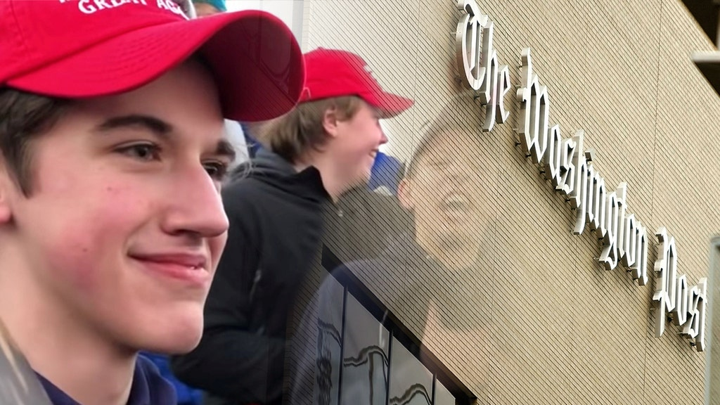 Covington student's legal team goes after Washington Post in first lawsuit