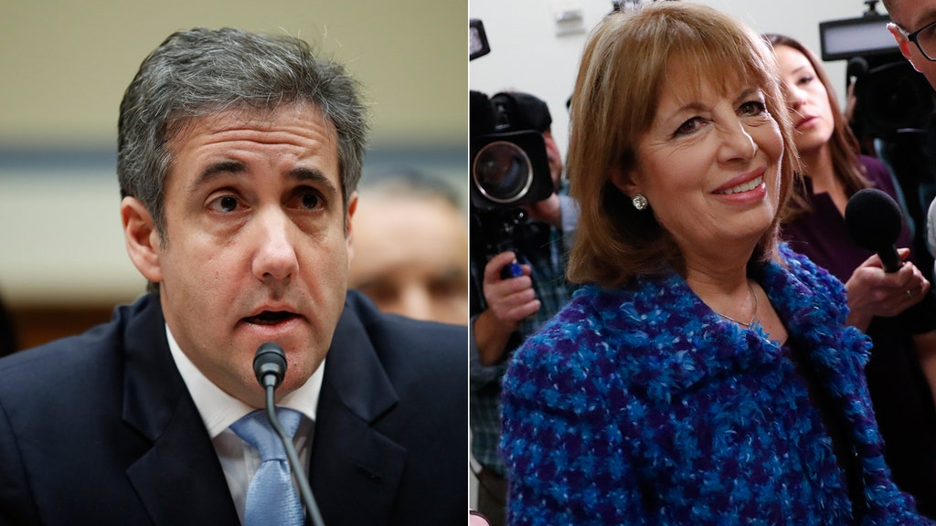 Dems float sensational Trump rumors at Michael Cohen hearing
