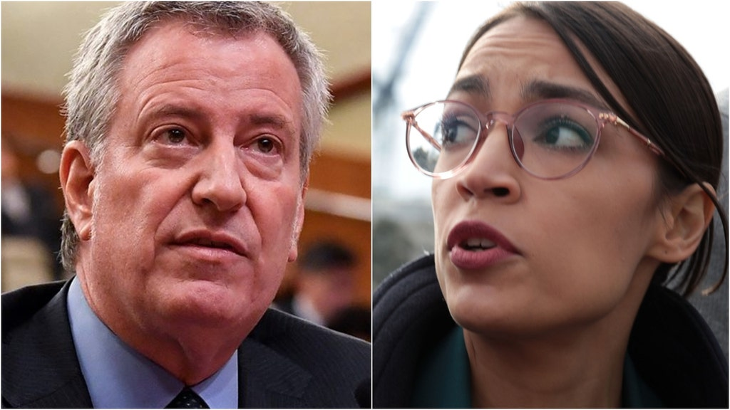 NYC mayor to Ocasio-Cortez: City can't spend Amazon tax break money
