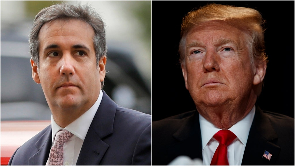 Cohen to deny direct evidence linking Trump campaign to collusion: report