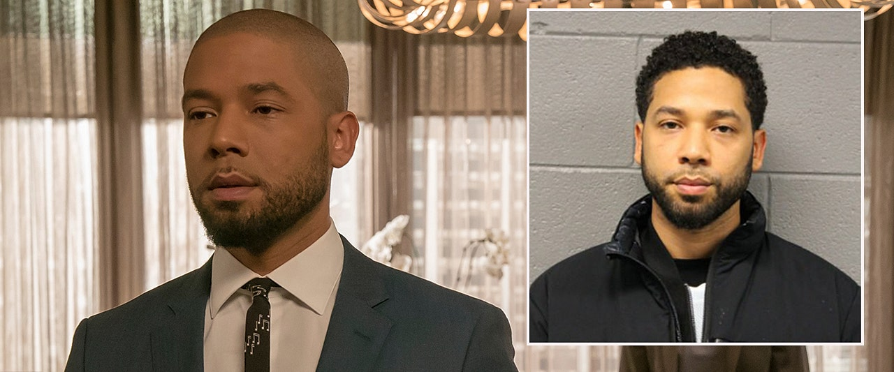 Jussie Smollett axed from final 'Empire' episodes as alleged hoax threatens career