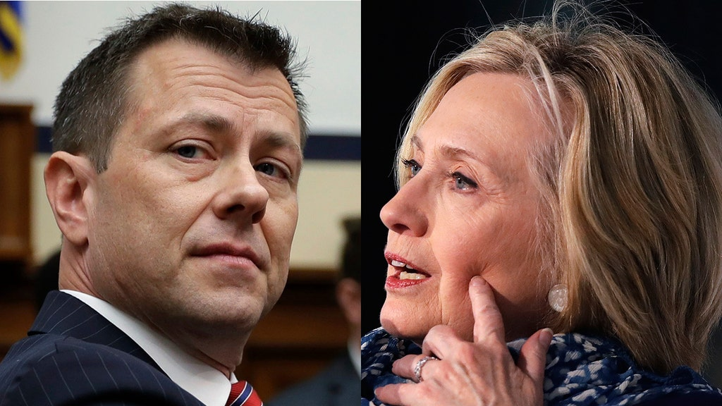 Strzok: DOJ had agreement with Clinton lawyers to block FBI access to emails