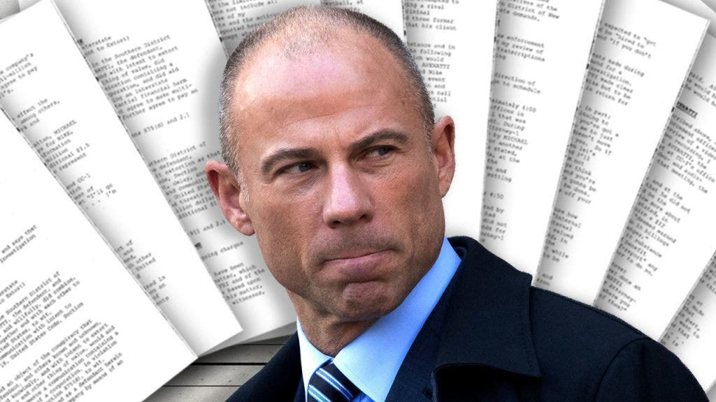 Avenatti accused of trying to extort sneaker giant for up to $25M, feds say