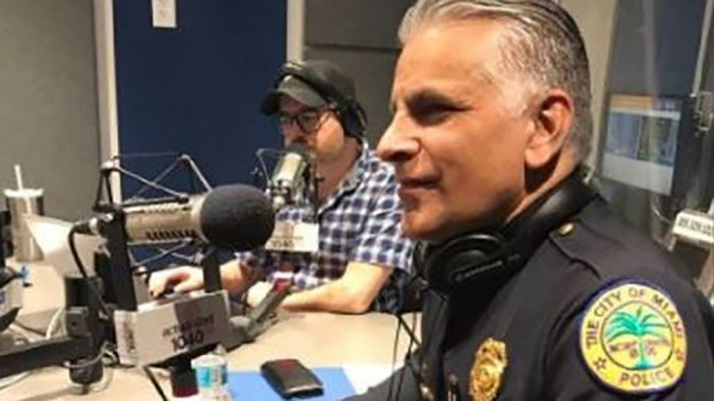 Big-city police chief says he's not interested in cooperating with ICE