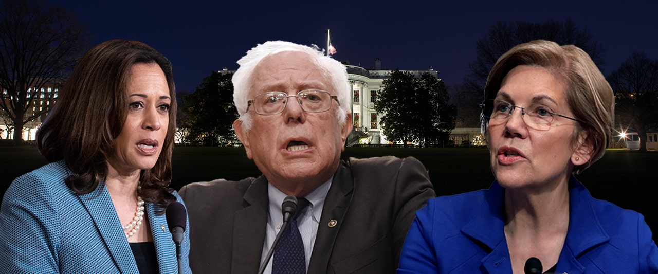 Dems embrace reparations, border wall destruction, Green New Deal – and may hurt 2020 chances