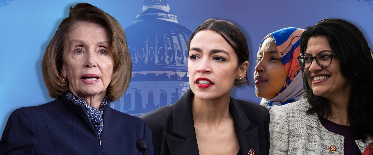 Dem frosh turn tables on Pelosi, anti-Semitism rebuke, shift spotlight to Islamophobia, Israel lobby