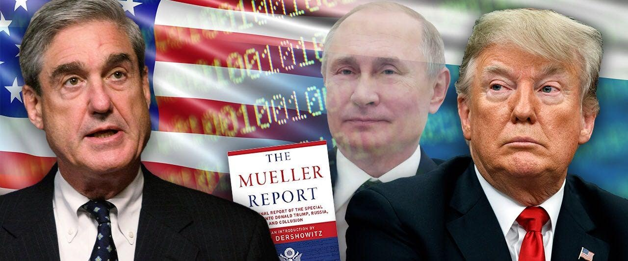AG Barr wants to release Mueller report 'top-line' conclusions as early as this evening: official