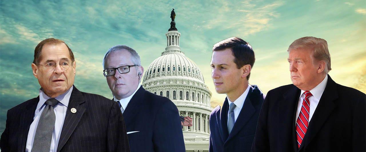 Key Dem's massive probe of Trump hits snag as agencies, individuals ignore document requests