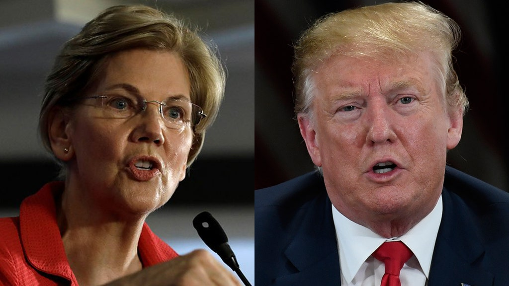 Warren wants to begin impeachment proceedings against Trump