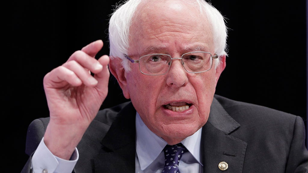 Sanders visibly frustrated as hecklers unload at forum for women of color