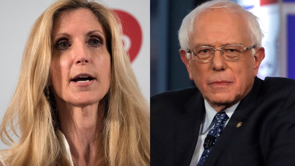 Coulter considers 'working' for Sanders if he returns to stance on key issue