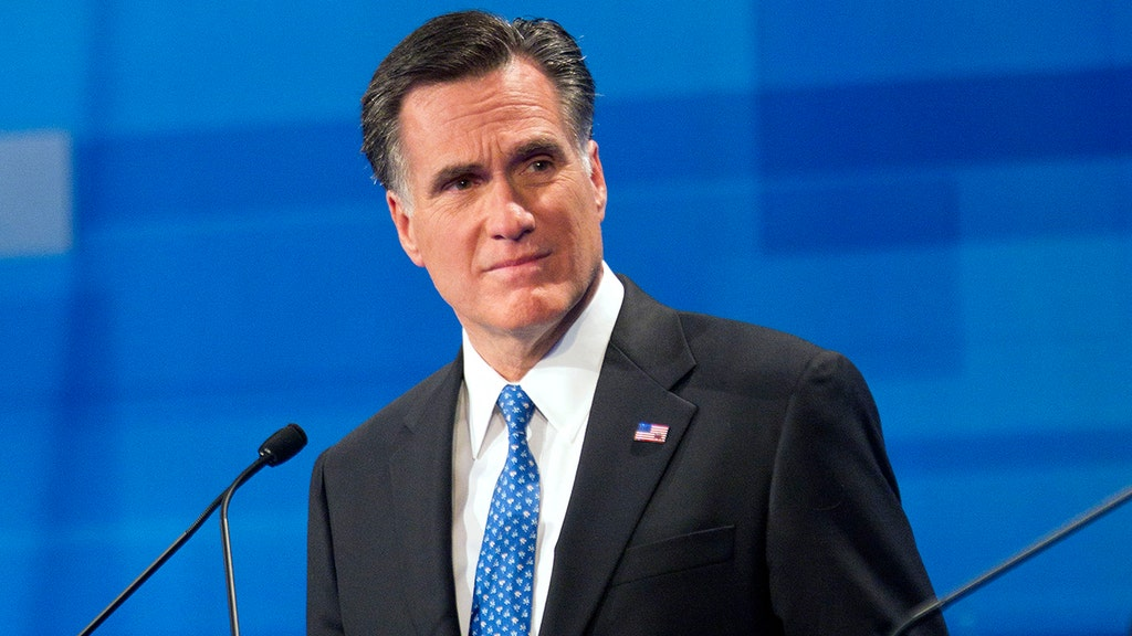 Romney weighs in on Mueller report after release of redacted version