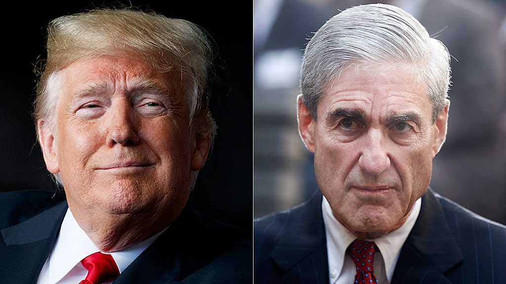 Mueller counter-report focusing on obstruction claims being prepped
