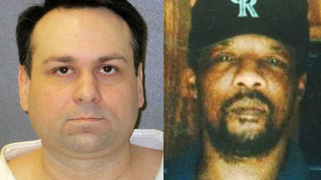 'Avowed racist' who dragged black man to death keeps eyes closed at execution