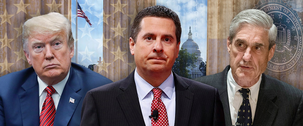 EXCLUSIVE: Nunes sending 8 criminal referrals to DOJ covering FISA abuse, misleading Congress