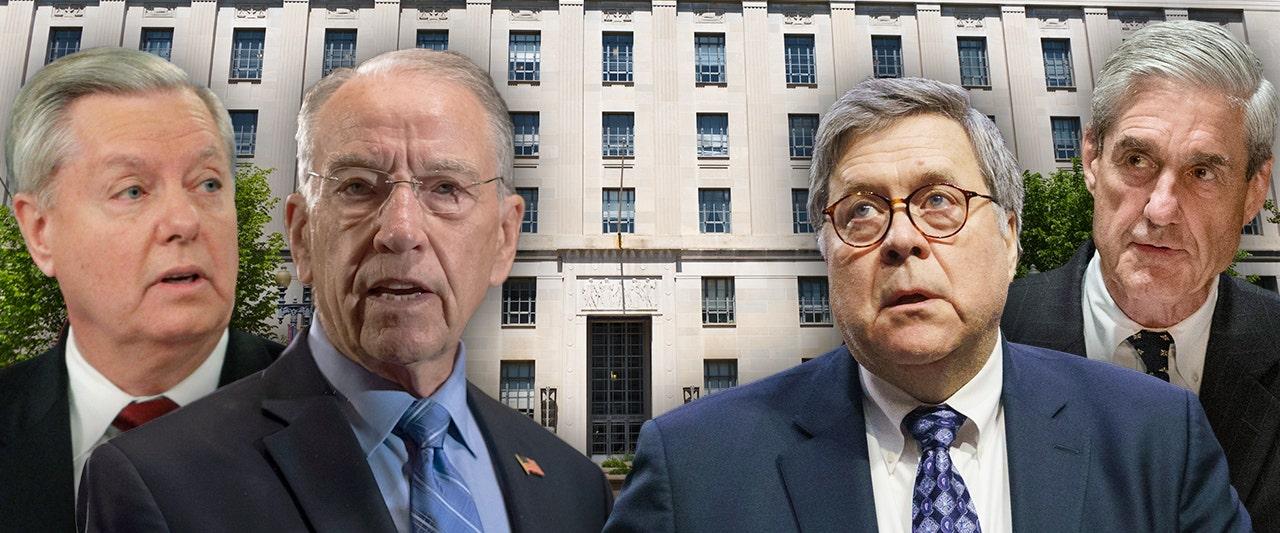 GOP senators alert AG Barr to allegations that Mueller team misrepresented emails