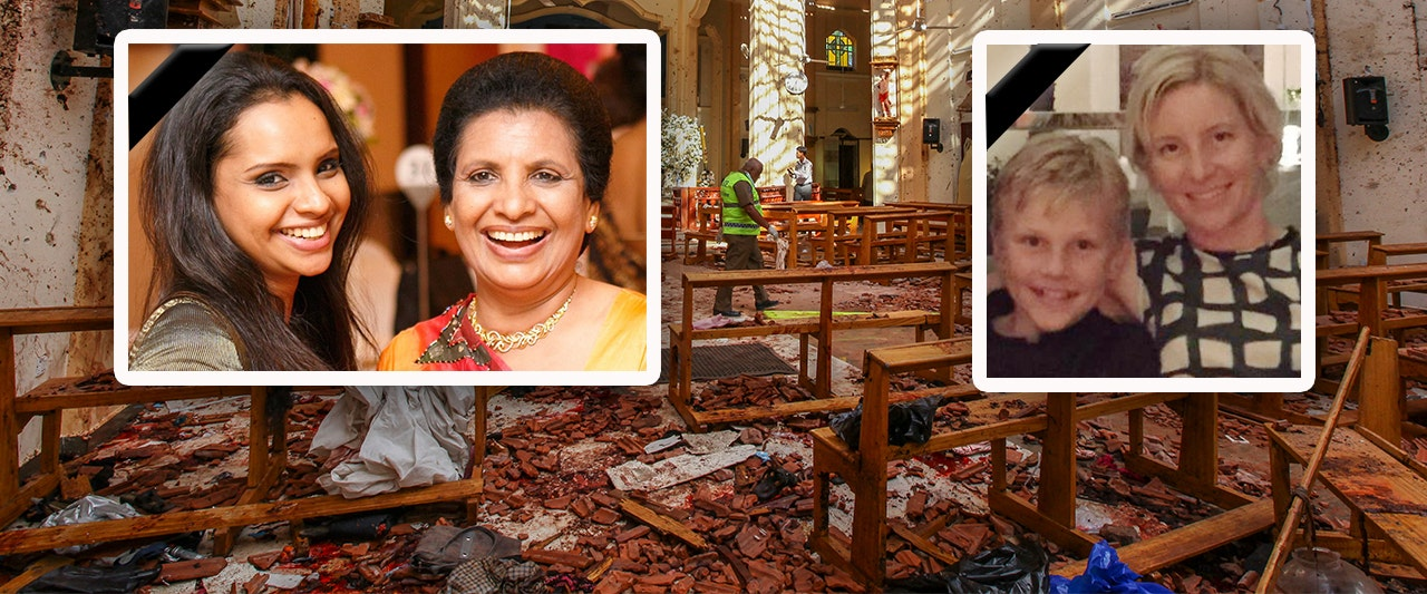 Easter massacre at churches, hotels in Sri Lanka killed TV chef, mother and son, Americans