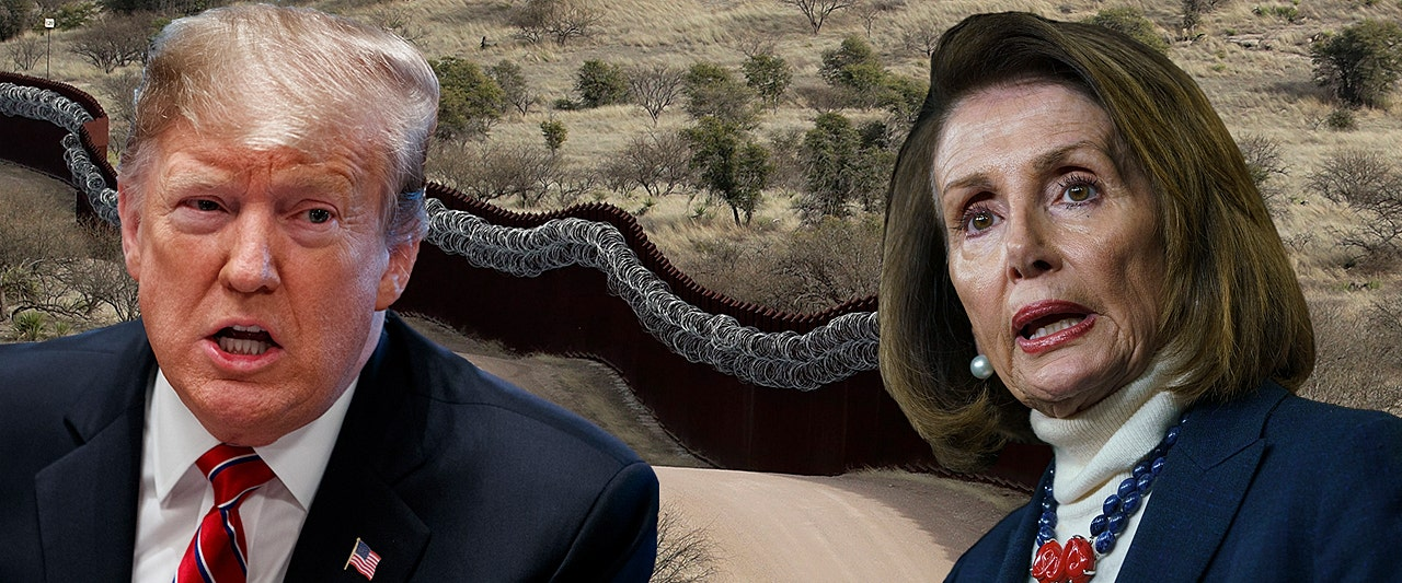 Pelosi rages at scuttled White House plan to release illegal immigrants in San Francisco, other blue cities