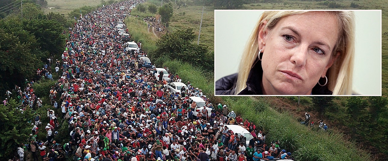 'Cat 5'-level illegal immigration crisis requires US military force, DHS boss tells FNC's Carlson