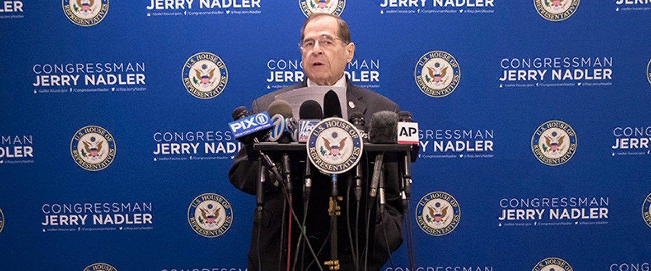 DOJ calls Nadler subpoena for full Mueller report 'premature and unnecessary'