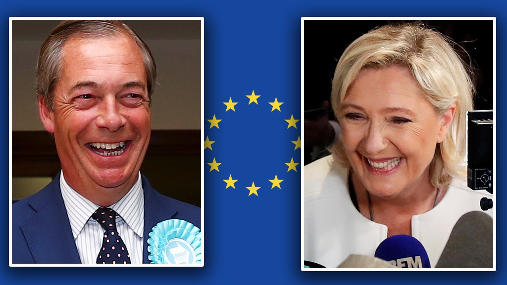 Farage, Le Pen parties victorious in EU elections; left-wing surge in Germany
