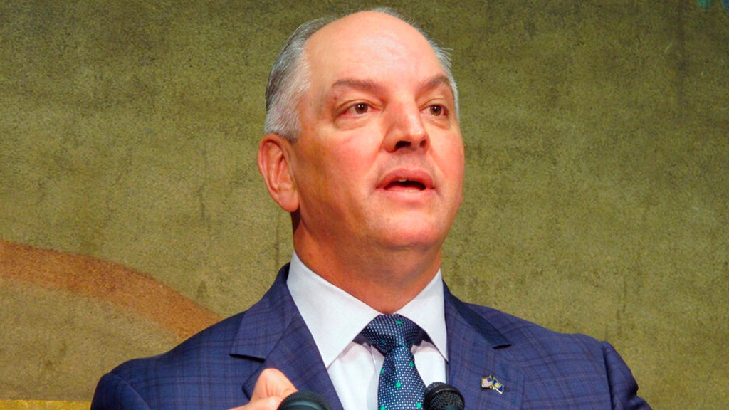 Louisiana's governor, a Democrat, poised to sign 'heartbeat' bill into law