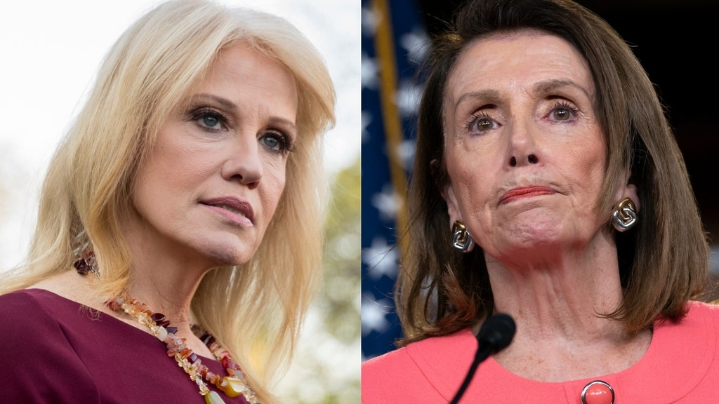 Pelosi's response to Conway raises eyebrows, 'really pro-woman of you'