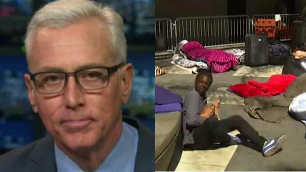 'No city on Earth would tolerate this,' Dr. Drew says of this city's public health