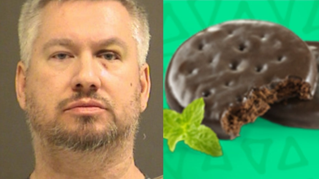 Dad got erotic massage with daughter's Girl Scout cookie money: cops