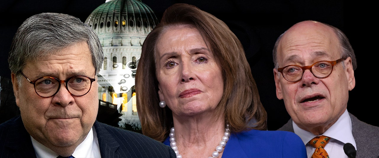 Imprisoning AG Barr becomes new rallying cry as Dems reel from Mueller report's release