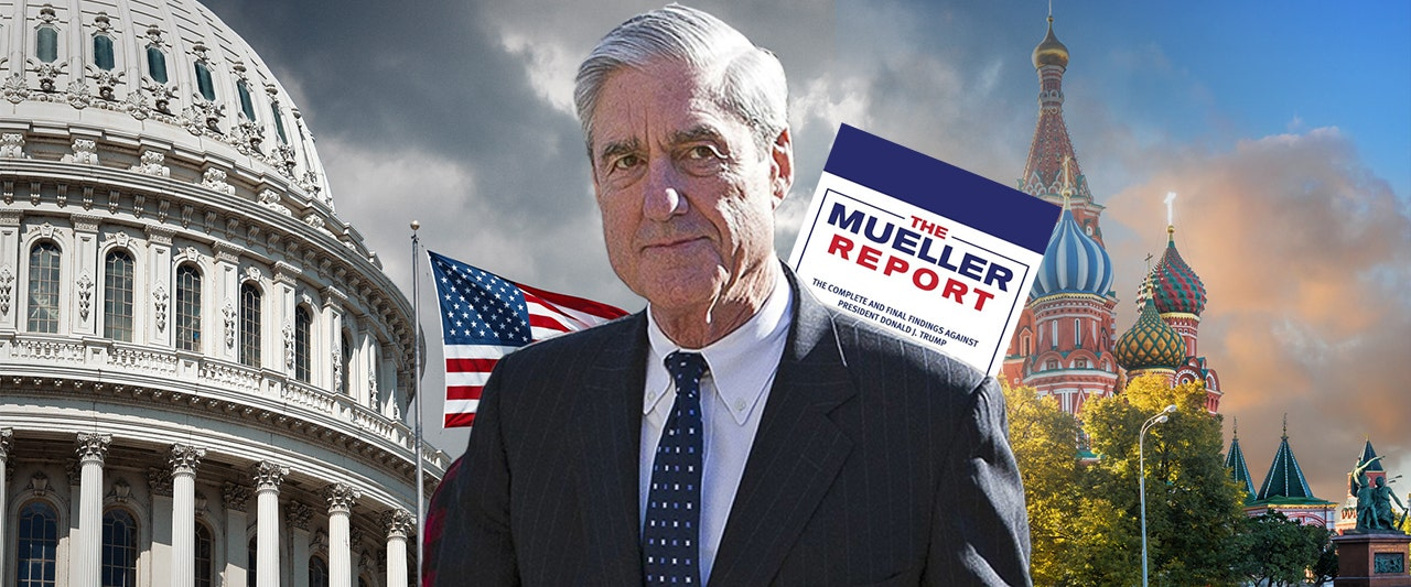 Ken Starr: Mueller's release of 'whiny' letter on eve of Barr's testimony 'badly injured' AG