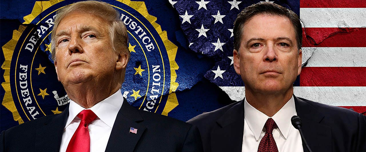 Comey had some at FBI 'quite worried' about possible blackmail of Trump, bureau's ex-counsel says